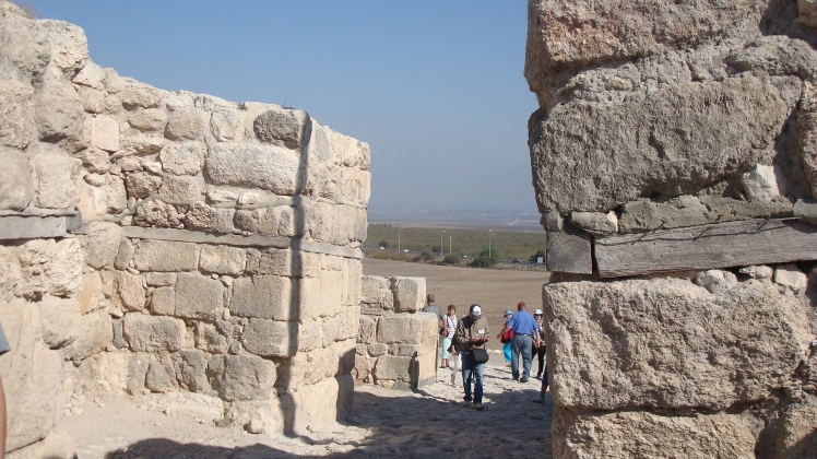 Gates of Megiddo