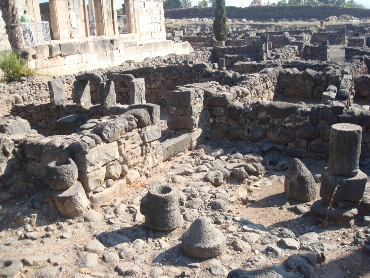 Capernaum Homes and Streets