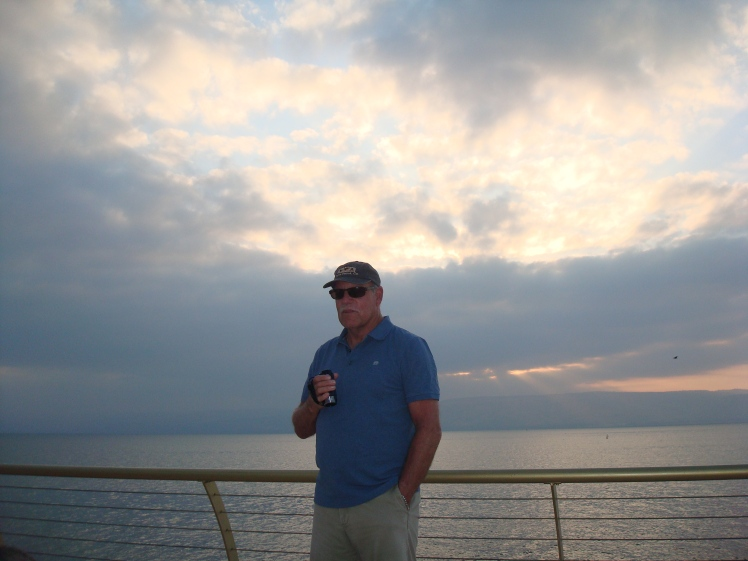 Sunrise Devotion on the Sea of Galilee
