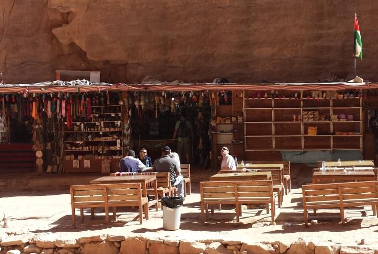 Petra Bedouin Shop