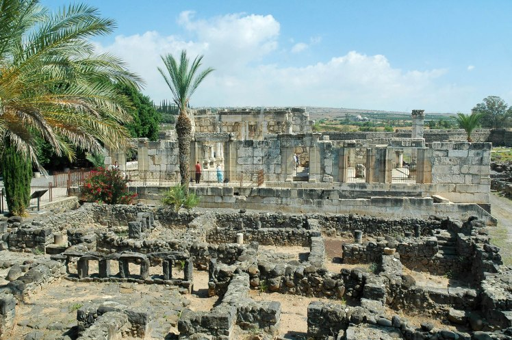 capernaum-synagogue-from-peters-house-tb060105618