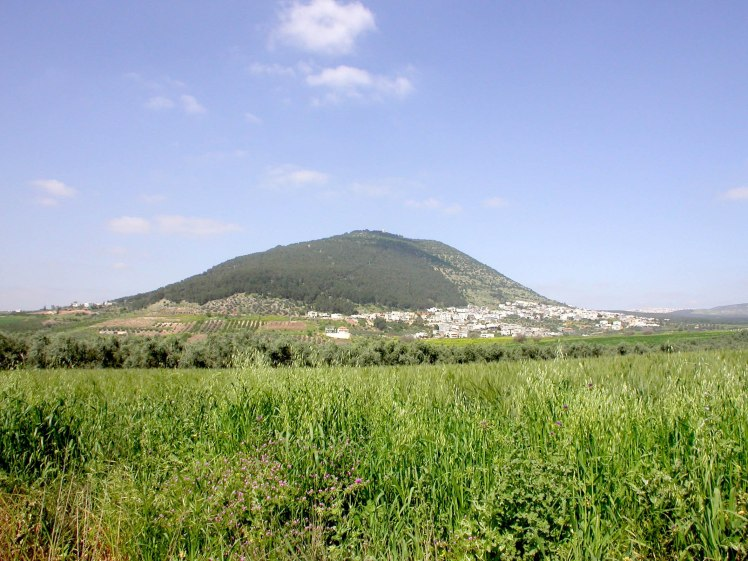 Mount Tabor from southeast, tb041003101