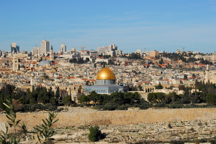 Jerusalem from Mount of Olives, tb010210541