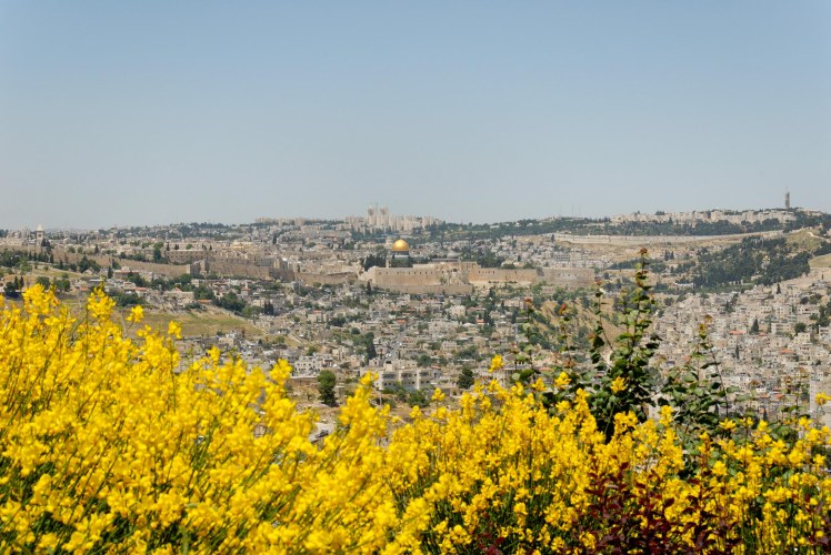 Jerusalem from south, tb051907748