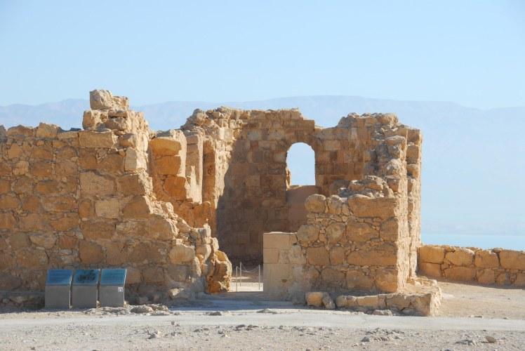 Masada Byzantine church, tb010810020
