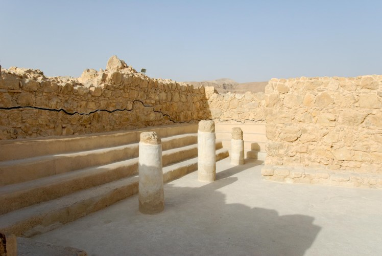 Masada synagogue, tb010812184