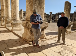 Rich Teaching in the Capernaum Synagogue