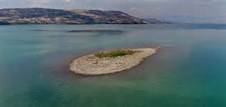 Island in the Sea of Galilee