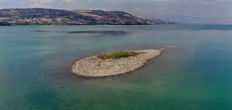 Island in the Sea of Galilee