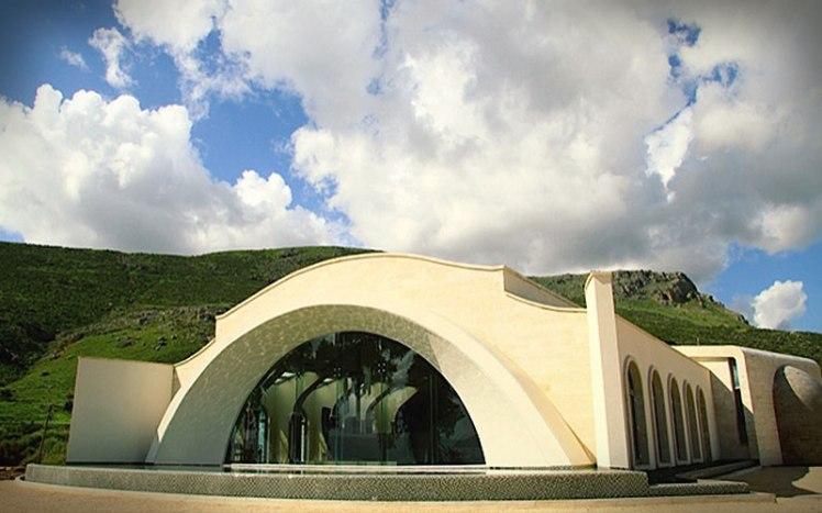 Magdala Chapel
