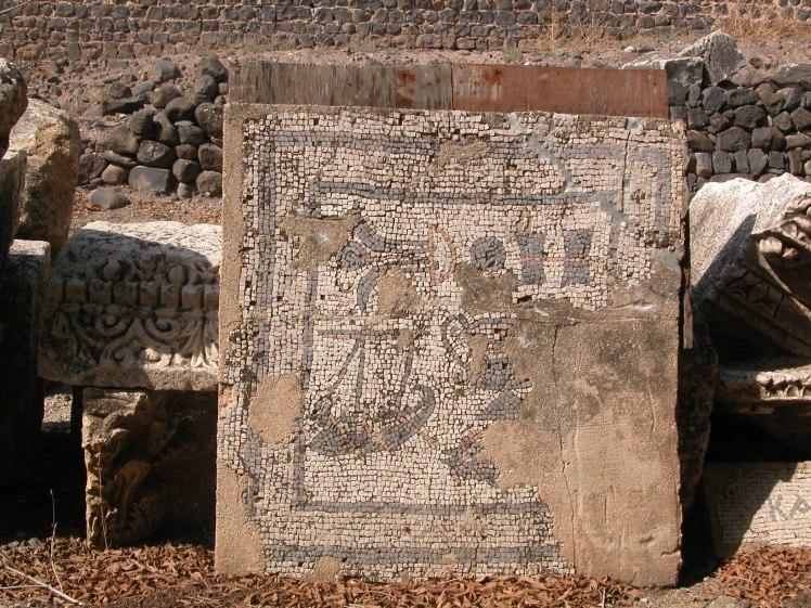 Magdala boat mosaic, tb102602016