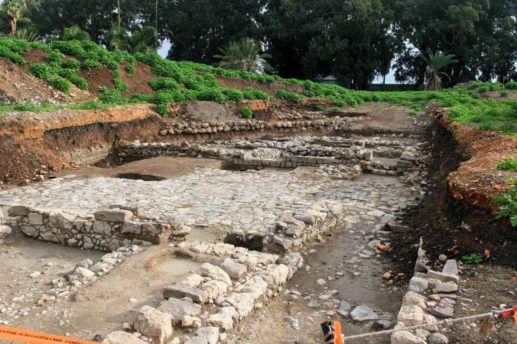 Magdala excavations, gf123109117